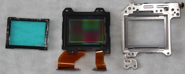infrared sensor blocker filter