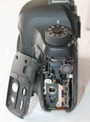 canon 6d usb kapağı paneli değişimi tamir