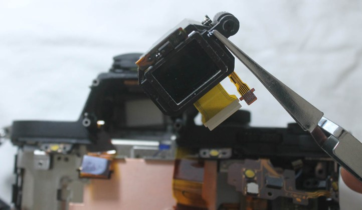 a7-ii viewfinder replacement