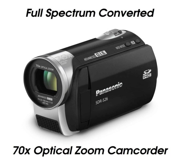 FGHOST HUNTING BIGFOOT NIGHTVISION CAMCORDER