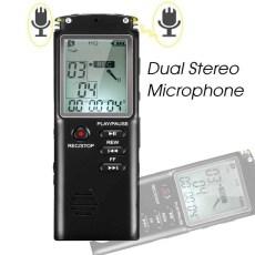 dual stereo microphone evp flac lossless high quality wav 1536kbps