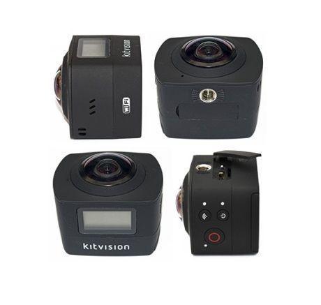 360 degree full spectrum camera camcorder ghost hunting