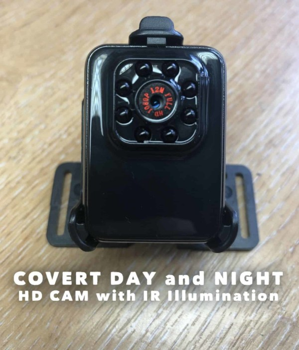 Night Vision Body Cam Ghost Hunting Equipment