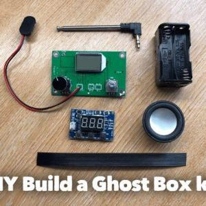Build Your Own Ghost Hunting Kit FM