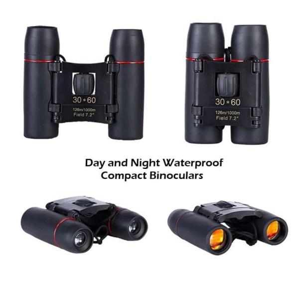 Waterproof Sky Watching UFO Hunting Binoculars