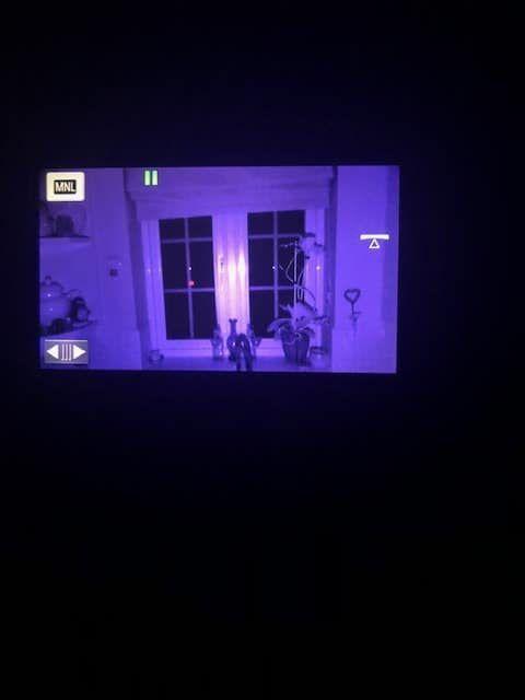 Night Vision IR Ghost Hunting LED