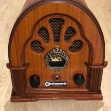 ghost box sweep radio