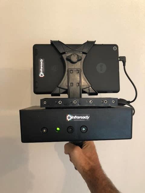 portable sls kinect camera