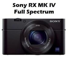Sony RX100 M4 Full Spectrum
