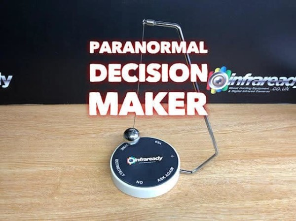 paranormal decision maker