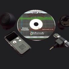 evp recorder speaker mic