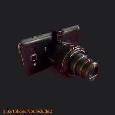 Full Spectrum Smart Lens Camera for Ghost Hunting