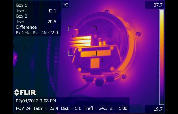 IR 0161 0 - Data Center Infrared Inspection