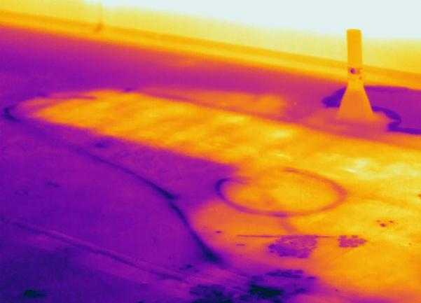 PVC roof Infrared Imaging Services LLC 0 1 - Roof Scan Infrared
