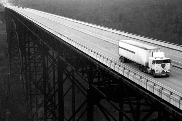 2013 entry: Michael Ruggerio. New River Gorge Bridge, West Virginia.