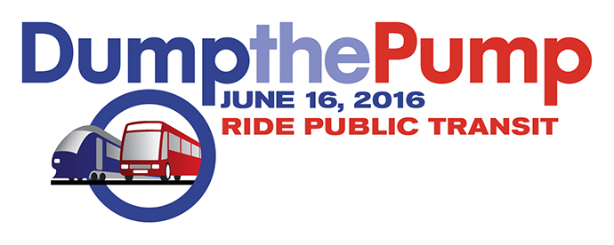 National Dump the Pump Day: June 16, 2016