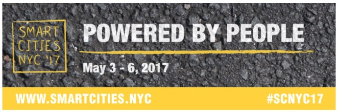 Smart Cities NYC 2017 - Powered by People
