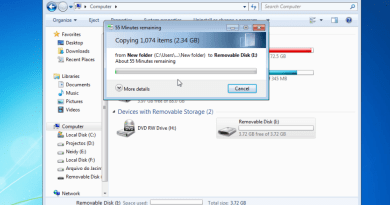 como instalar windows através pendrive