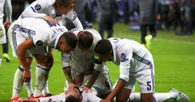 Sevilha vence o Real Madrid 2 -1