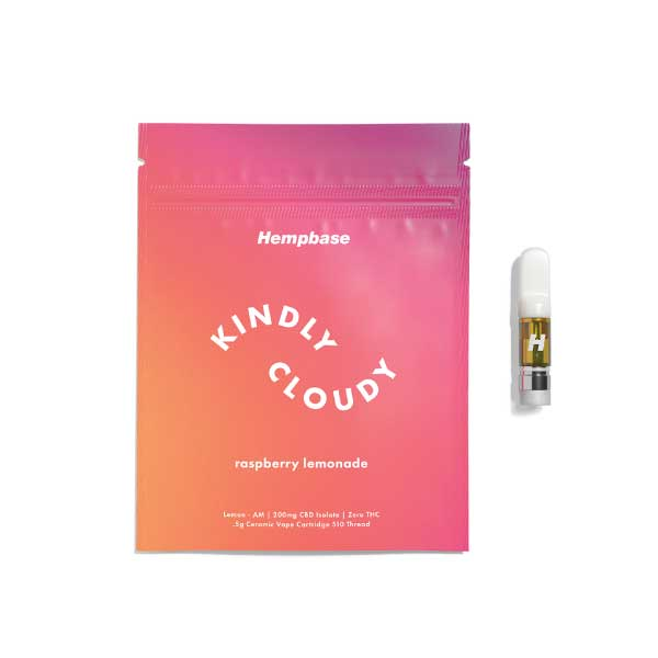 Raspberry Lemonade CBD Cartridge | Hempbase