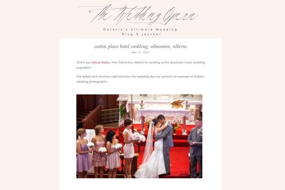 Cara + Fredo :: Featured Wedding on Wedding Opera