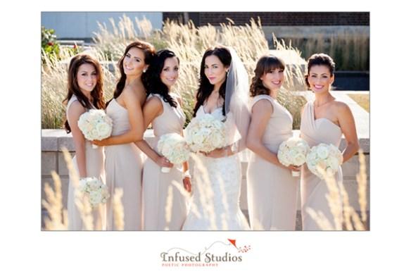 Ivory & White wedding dress inspiration