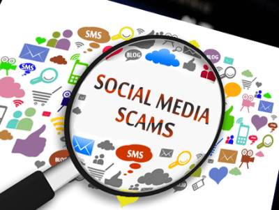Day 25: Do not fall for scams by impersonators on social media. Cybersecurity in 31 Days with Malan Moses Faya, Infusion Lawyers