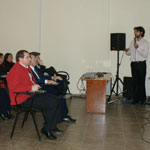 Conferencia Dario Alviso