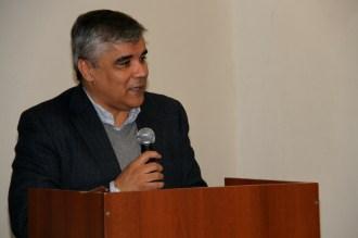 Se realizó en la FIUNA el 4º conversatorio sobre Reforma del Estatuto de la UNA