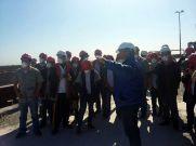 Visita técnica a la Industria Nacional del Cemento