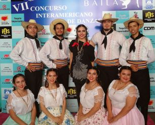 Ballet FIUNA Jeroky gana seis premios