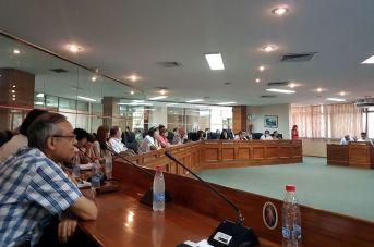 FIUNA presenta a la comuna de Asunción investigación sobre aditivos para nafta detectados en Acuífero Patiño
