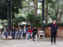 Estudiantes del IPT realizaron un visita solidaria Pequeño Cottolengo Don Orione Paraguay