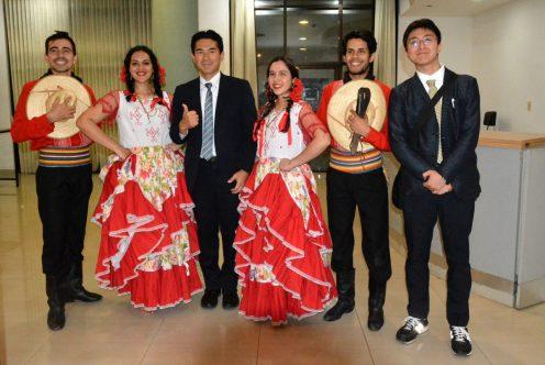 Ballet Folklórico FIUNA Jeroky