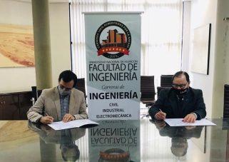 La FIUNA y la Asociación Paraguaya De Carreteras (APC) firman Convenio Marco de Cooperación