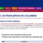 Becas para realizar estudios de posgrado en Universidades colombianas