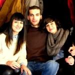 Alexandra y Bibiana cuentan su experiencia en Lituania