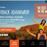 Australia te ofrece el mejor trabajo del mundo!