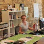 Una Polaca apoyando a los jóvenes en (In)Galicia