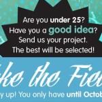 Ya es online nuestro nuevo proyecto Take the Field!