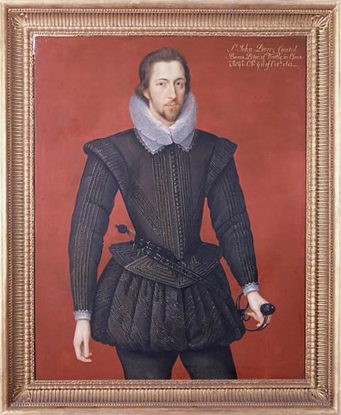 John, 1st Lord Petre