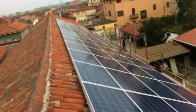 Impianti fotovoltaici esistenti
