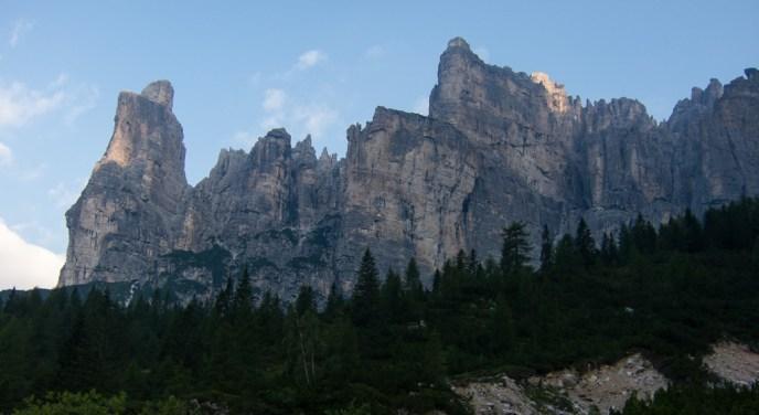 Peaks from rif Vassoler