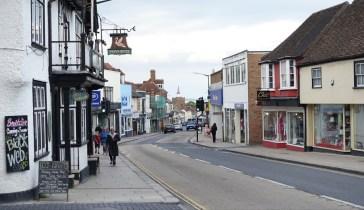 High Street Maldon