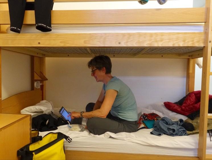 Hostel bunk