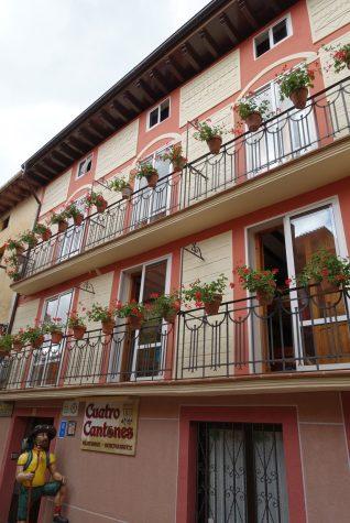 Lovely albergue in Bolerado