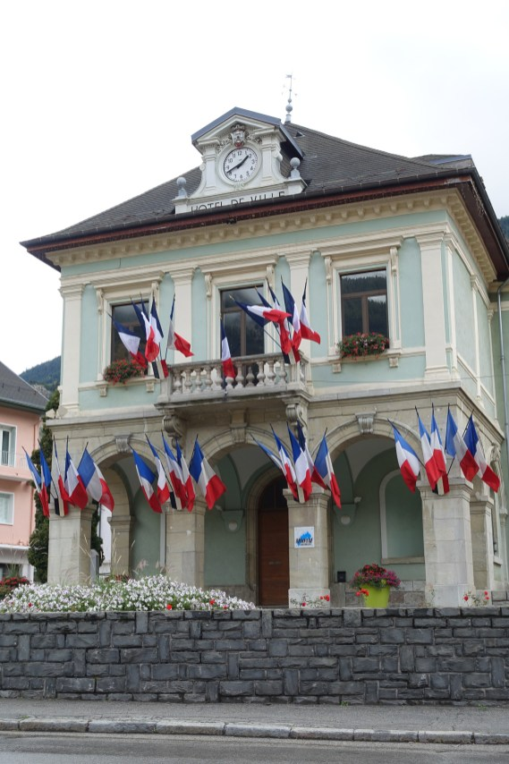 City Hall, Modane.