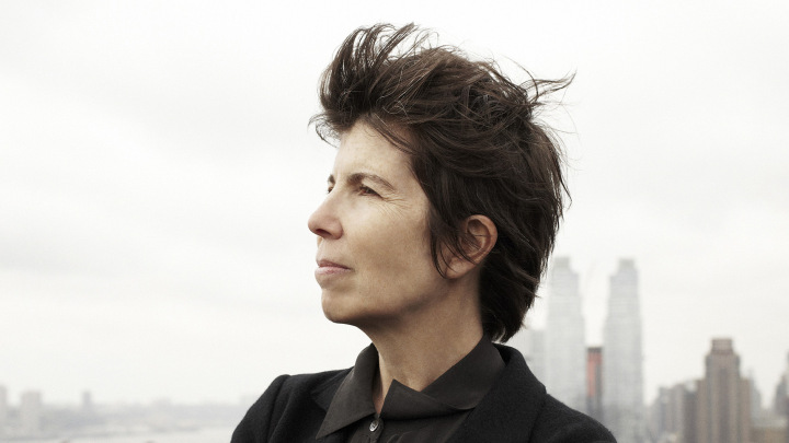 NEW YORK CITY, NY - SEPTEMBER 25: Architect Liz Diller is photographed for Surface Magazine on September 25, 2014 in New York City.(Photo by Ungano & Agriodimas/Contour by Getty Images)