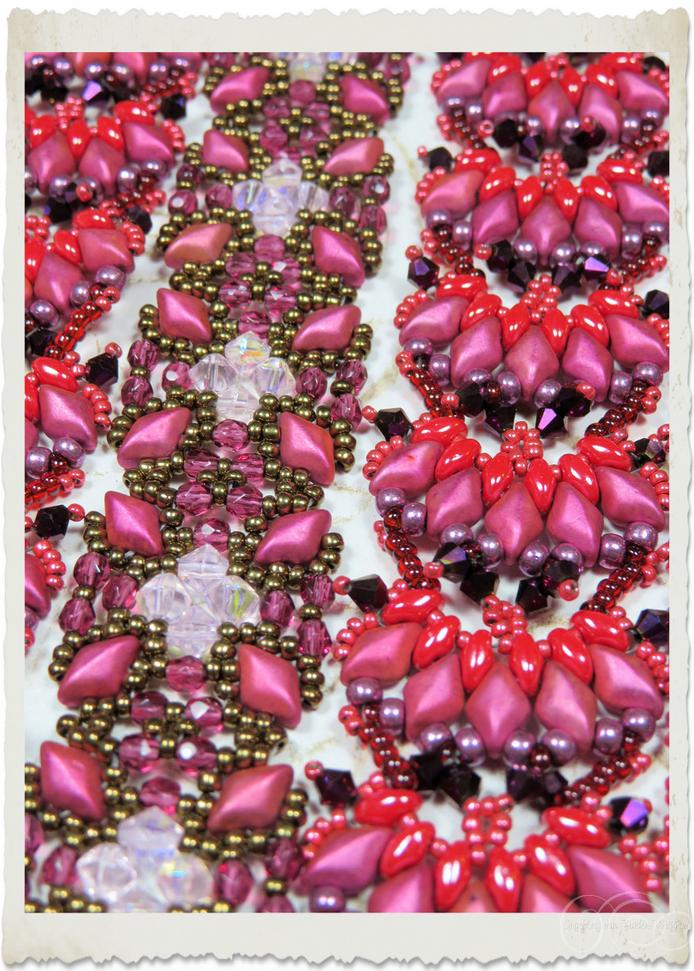 Pink gemduo's