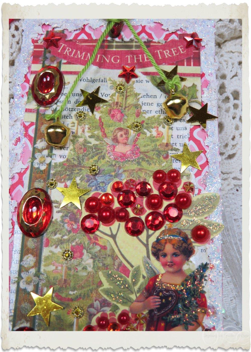 Christmas berries by Ingeborg van Zuiden